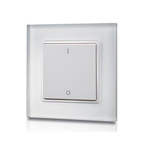 1-kanaals draadloze LED muur dimmer (drukker)