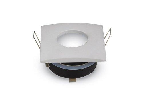 Garland IP44 GU10 armatuur wit