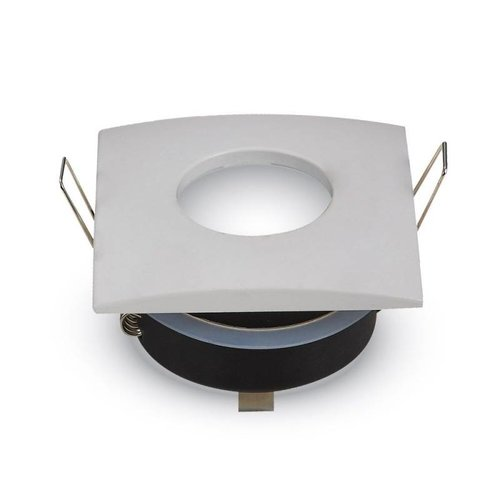 Garland IP44 GU10 fixture white
