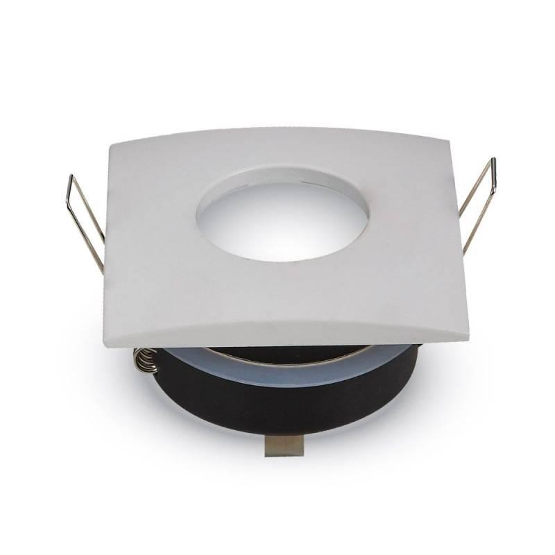 Madrid IP44 GU10 armatuur kleur wit