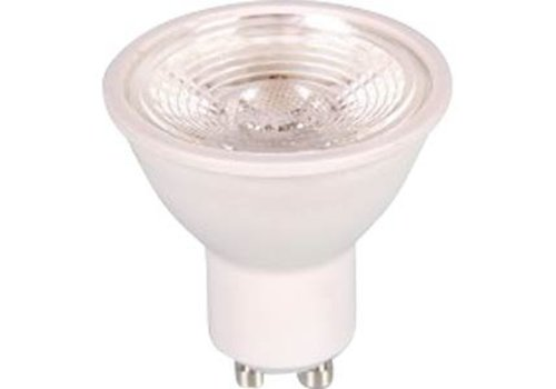 GU10 LED-Lampe 7 Watt 3000K (ersetzt 50W)