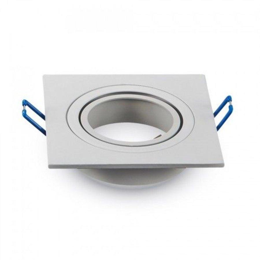 Mallorca GU10 aluminium armatuur kleur wit