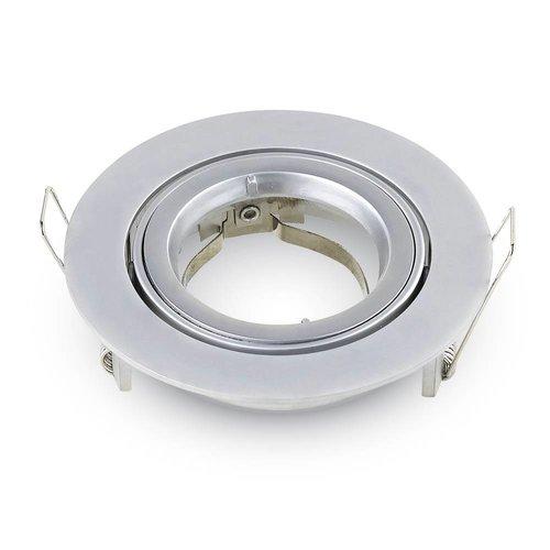 Jose GU10 Armatuur IP20 Kantelbaar aluminium