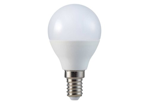 LED Lamp 5.5W E14 P45 Neutral White 3 pieces / pack
