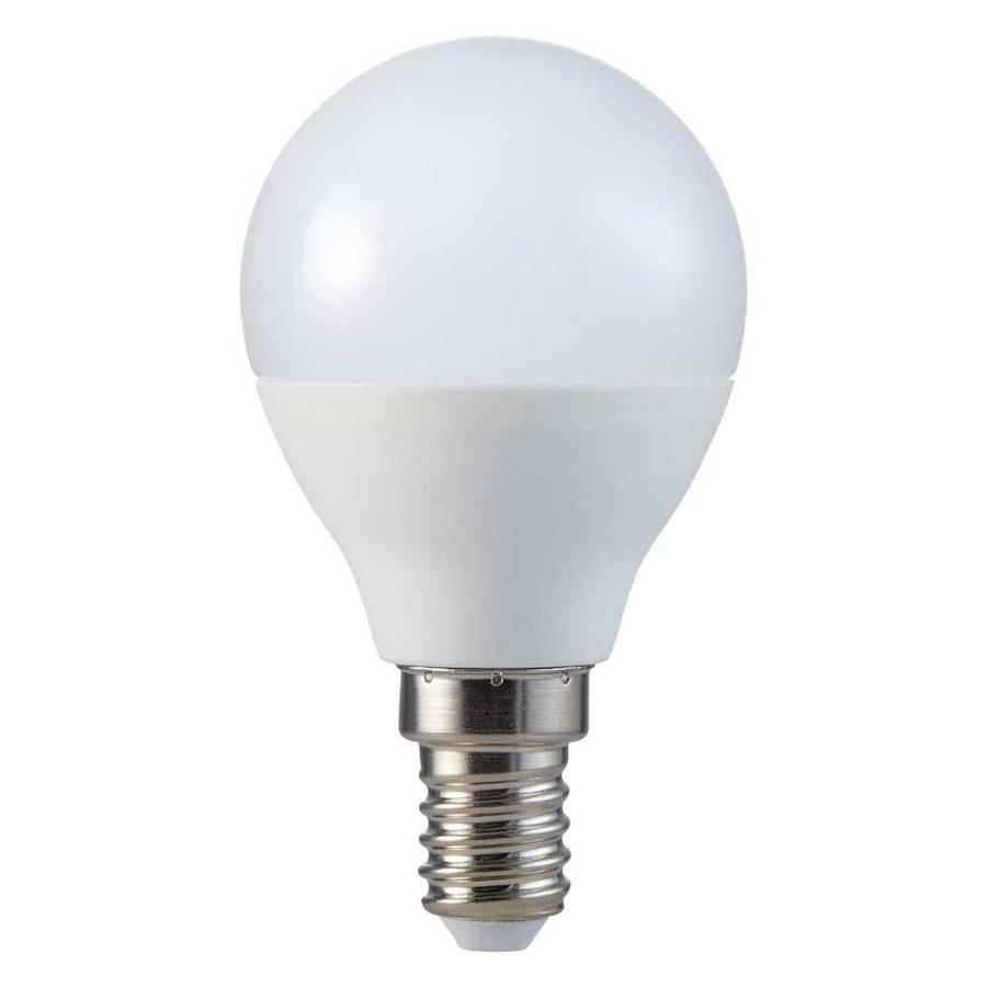 LED Lamp 5.5W E14 P45 Neutral White 4000K 3 pieces / pack