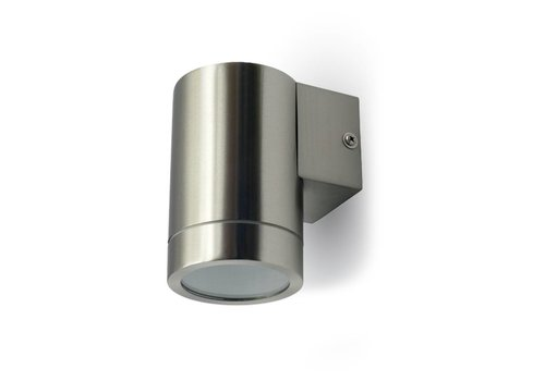 V-TAC Wall outdoor lamp stainless steel suitable for GU10 spots IP44 moisture-proof 3 Years warranty