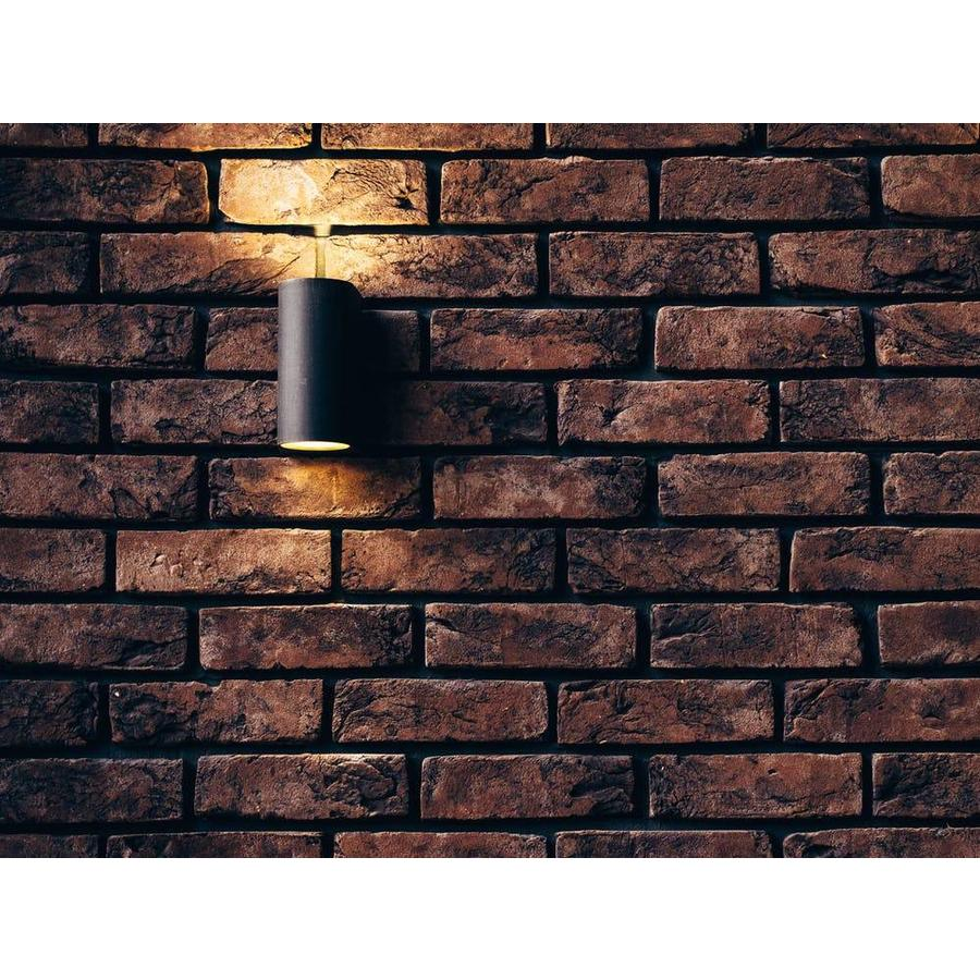 Double-sided illuminated wall light for GU10 spots IP44 moisture-proof 3 Year warranty