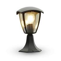 LED Tuinlantaarn staand LED Aluminium Vierkant  IP44 E27