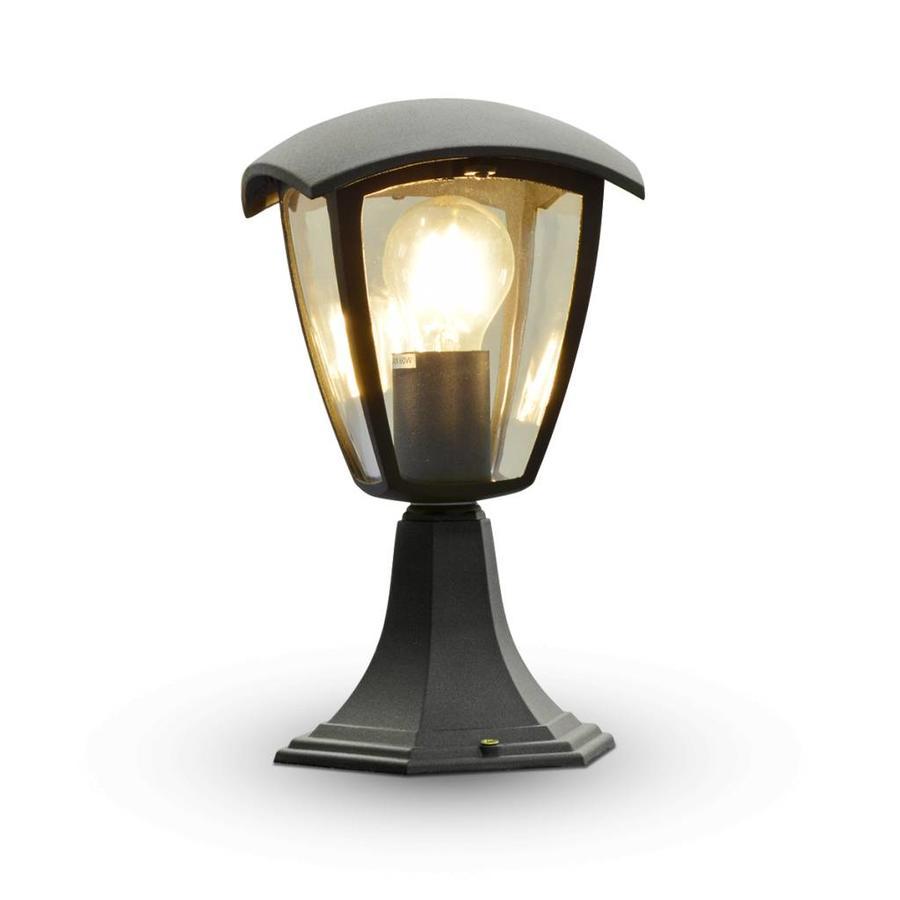 Garden light standing LED Aluminum Square IP44 E27