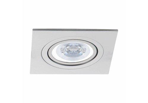 LED inbouwspot Tucson 3 Watt 3000K warm wit Kantelbaar