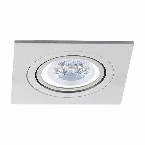 LED Einbaustrahler Tucson GU10 3W 3000K Kippbar