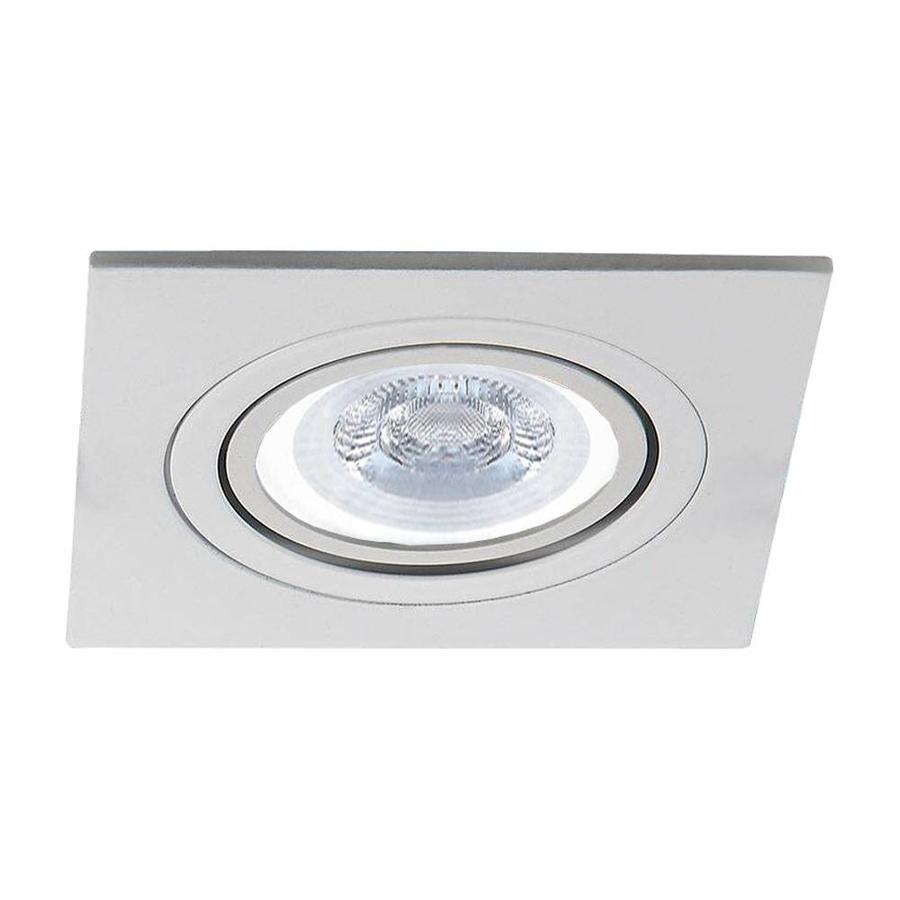 LED Einbaustrahler Tucson 3 Watt 3000K Warmweiß Kippbar
