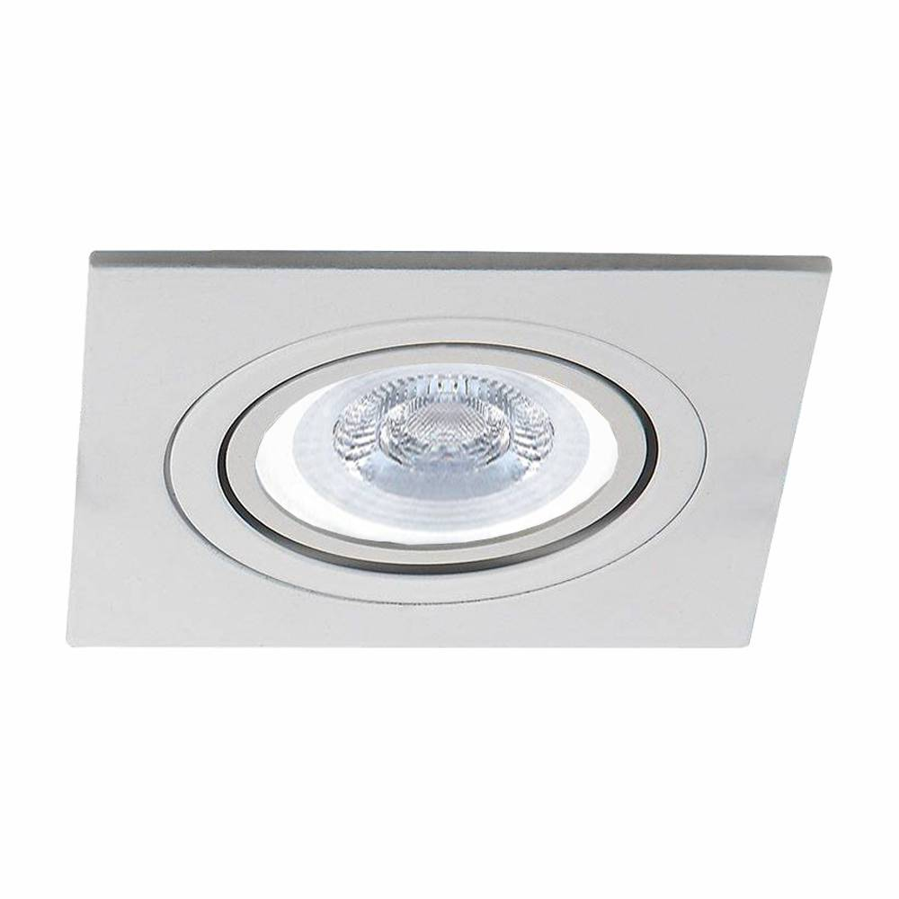 LED Recessed Spot Tucson 3 Watt 3000K warm white Tiltable - INTOLED ...