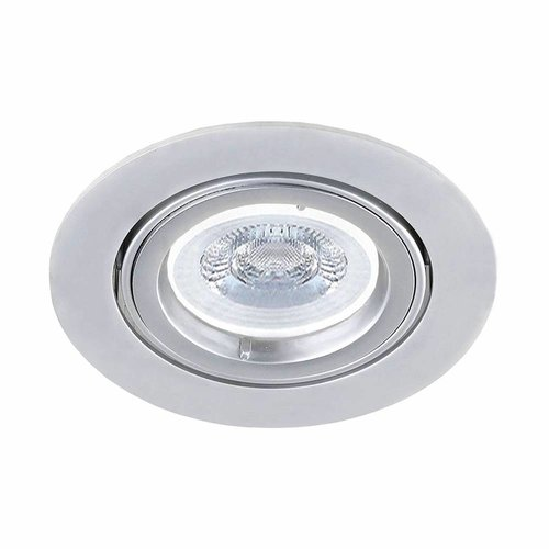 INTOLED LED inbouwspot Jose 3 Watt 3000K warm wit kantelbaar