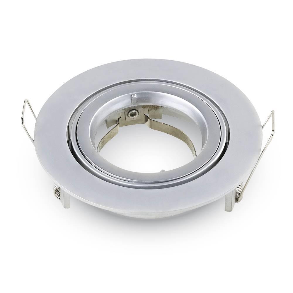 komplettset 6 st ck dimmbare led einbaustrahler jose 5 watt mit philips spot kippbar intoled. Black Bedroom Furniture Sets. Home Design Ideas