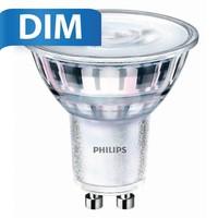 Philips GU10 LED Strahler 4 Watt Dimmbar 2200-2700K Glow warm (Ersetzt 35W)