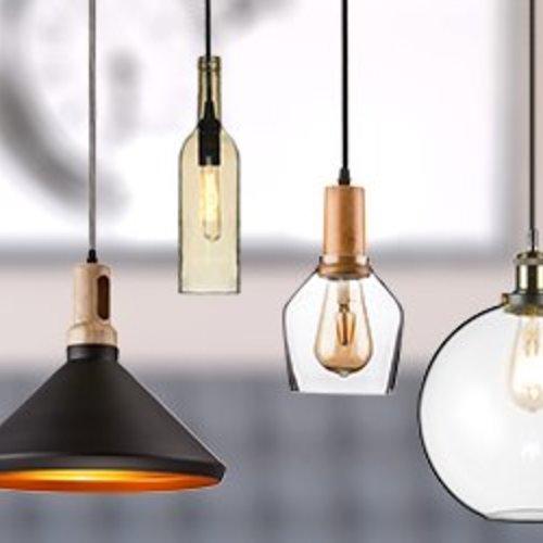 Nieuwe producten: Hanglampen