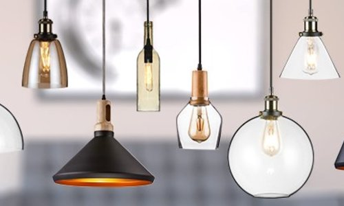 New in our range: Pendant lights