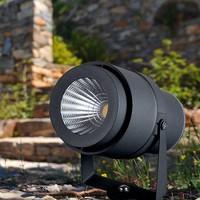 LED Gardenspike 12 Watt 720lm warm white 30° Beam angle IP65 waterproof