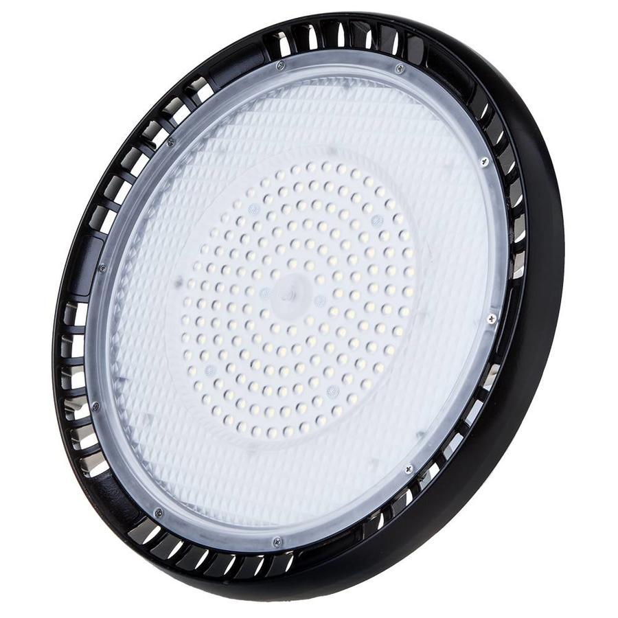 LED High Bay 150 Watt 19.500 Lumen 6400K IP65 90° A++ Inkl. Meanwell Transformator