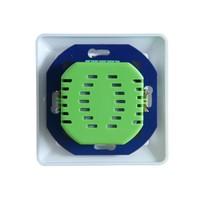 LED dimmer 0-150 Watt fase aansnijding incl. afdekraampje en draaiknop