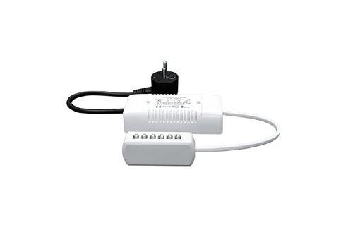 LED transformator 12-36 Watt dimbaar incl. afstandsbediening t.b.v. veranda inbouw spots