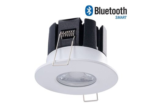 Bridgelux Dimmbarer Bluetooth LED Einbaustrahler Stockholm 10 Watt IP65