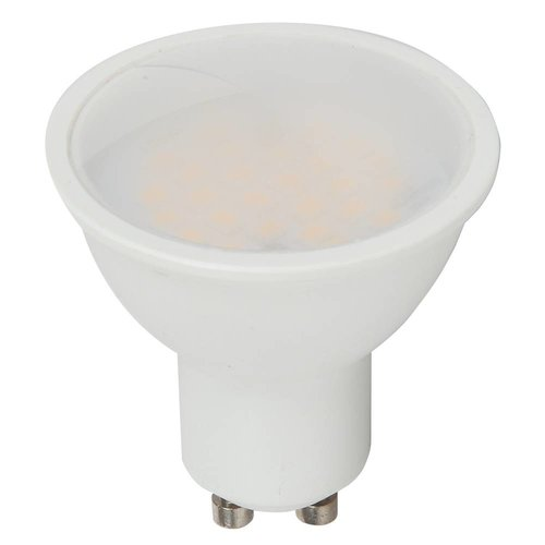 V-TAC GU10 LED light 5 Watt 3000K (replaces 40W)