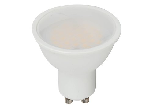 V-TAC GU10 LED lamp 3 Watt 3000K (vervangt 25W)