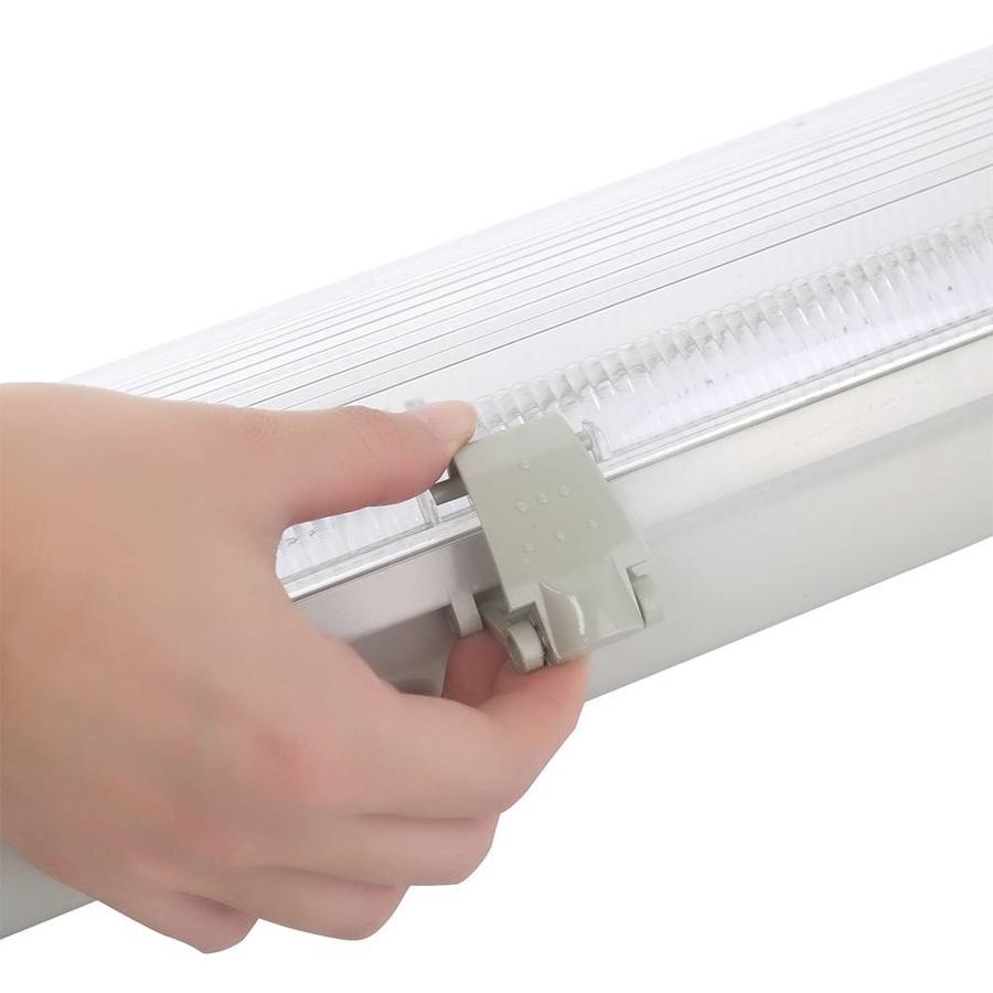 LED fixture waterproof IP65 double version 150 cm