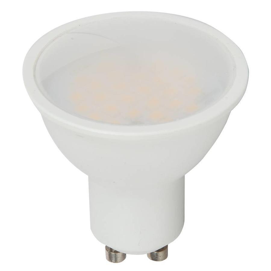 Set van 6 stuks LED inbouwspots Jose 5 Watt kantelbaar niet dimbaar