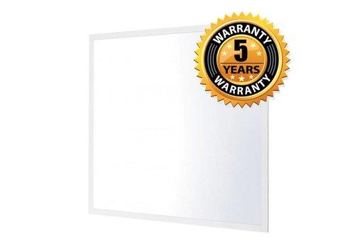LED panel 62x62 cm 40W 3400lm 4000K Flickerfree 5 year warranty