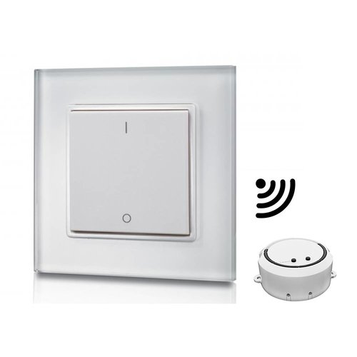 Wireless dimmer set