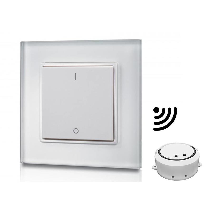 Wireless dimmer set