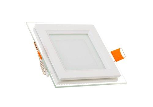 V-TAC LED Downlight 12 Watt 3000K 840lm Glas