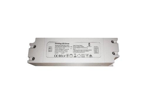 Dimmable LED Panel driver 40 Watt 1-10V
