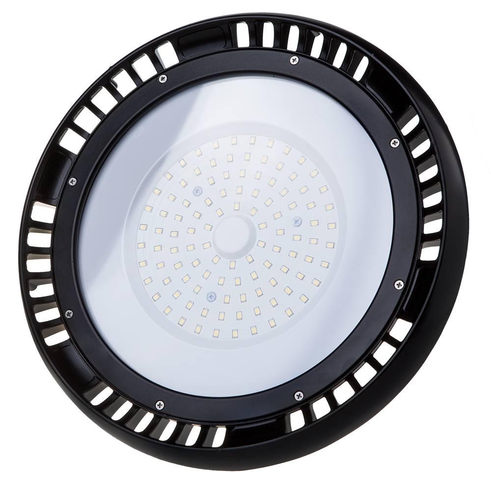 LED High Bay 100 Watt 12.000 lumen 5700K IP65 120� 50.000 branduren 5 jaar garantie