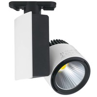 LED Track light 23 Watt 4000K 1250 lumen 2 Phase