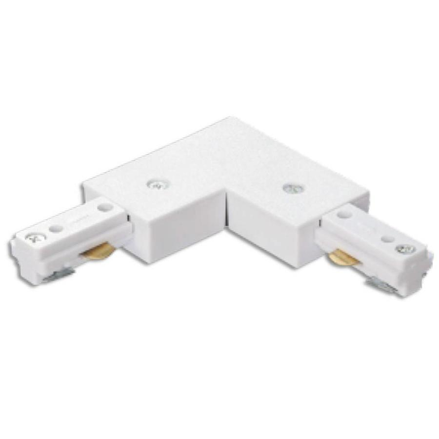 LED Railspot connector hoek