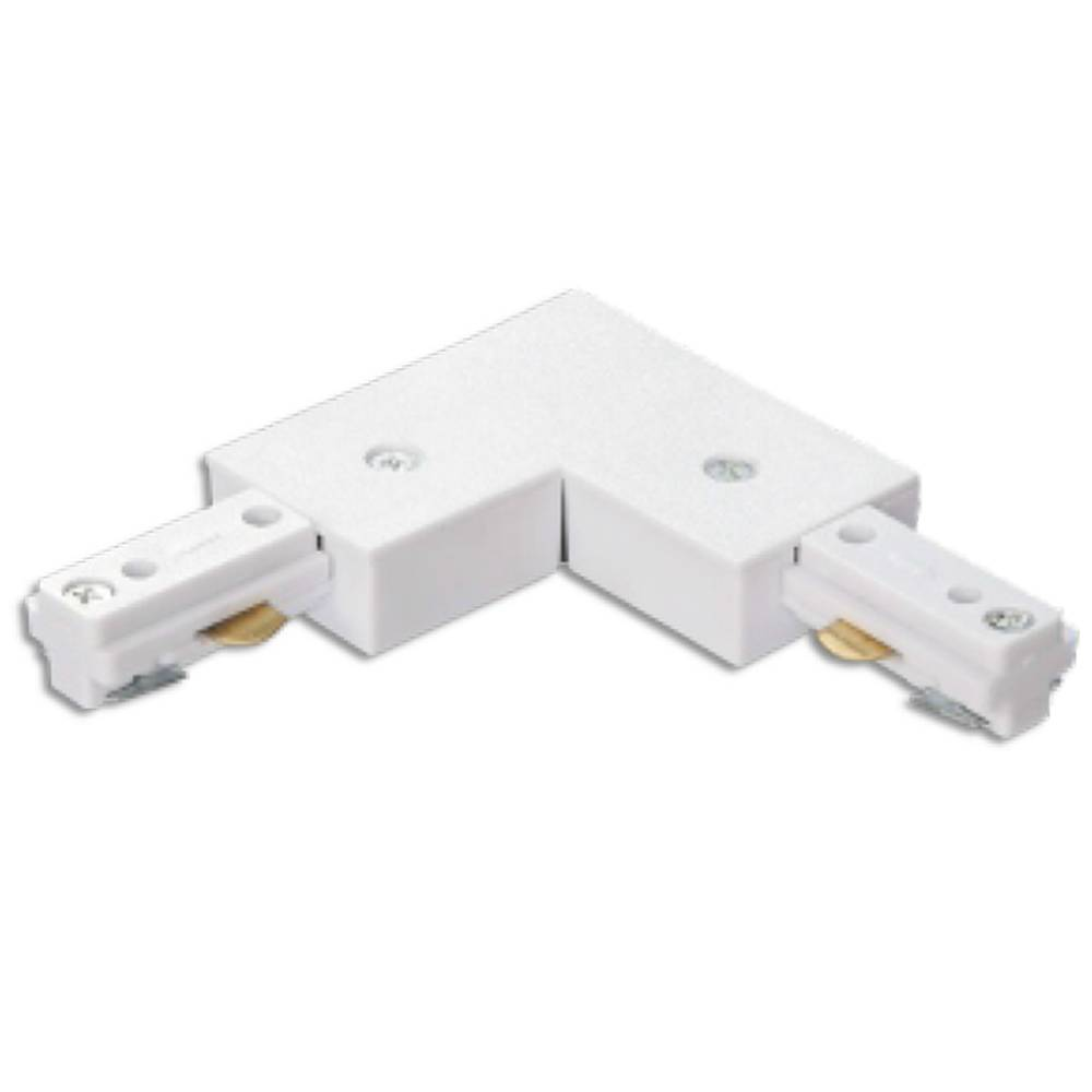 LED Railspot connector hoek