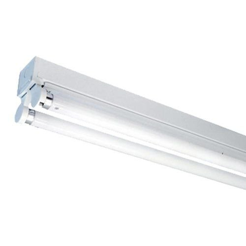 IP20 LED fixtures including LED tubes