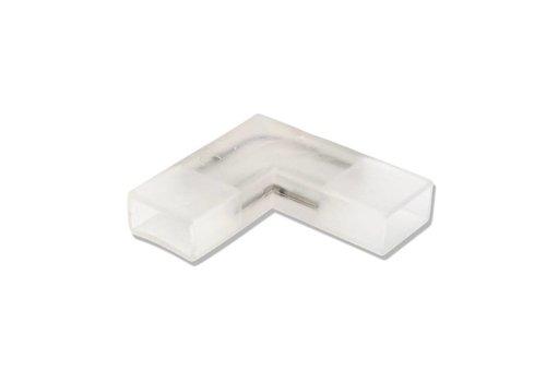 Aigostar 2-pins waterdichte 90° hoekconnector per 10 Stuks voor 60 LEDs
