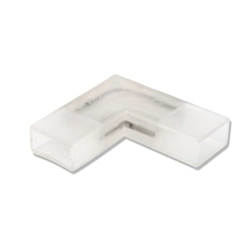 Aigostar 2-poliger wasserdichter 90° Eckverbinder pro 10 Stück - 5050 / 60 LEDs