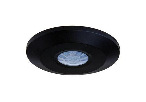 V-TAC PIR bewegingssensor 360° bereik 6 meter Maximaal 1000 Watt IP20 opbouw kleur zwart
