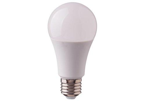 V-TAC E27 LED Lamp 9 Watt 2700K Vervangt 60 Watt