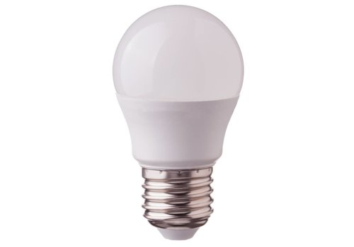 E27 LED Bulb 5.5 Watt 2700K Replaces 40 Watt