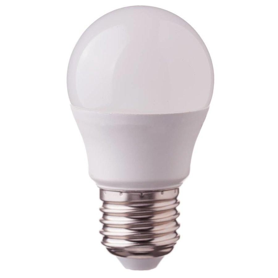 E27 LED Lamp 5,5 Watt Kogellamp G45 2700K Vervangt 40 Watt