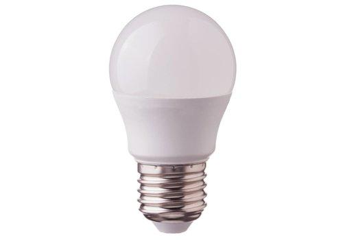 V-TAC E27 LED Lamp 5,5 Watt Kogellamp G45 4000K Vervangt 40 Watt