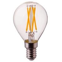 LED gloeilamp P45 met E14 fitting 4 Watt 400lm extra warm wit 2700K