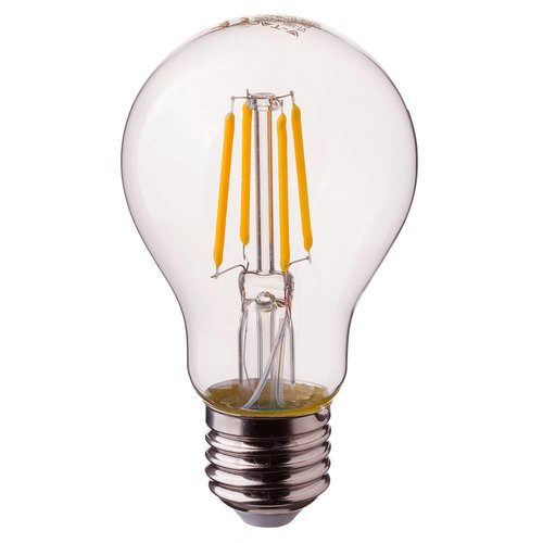 LED Glühbirne A60 mit E27 Fassung 4 Watt 400lm extra Warmweiß 2700K